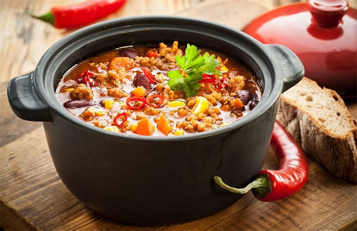 How to Thicken Chili