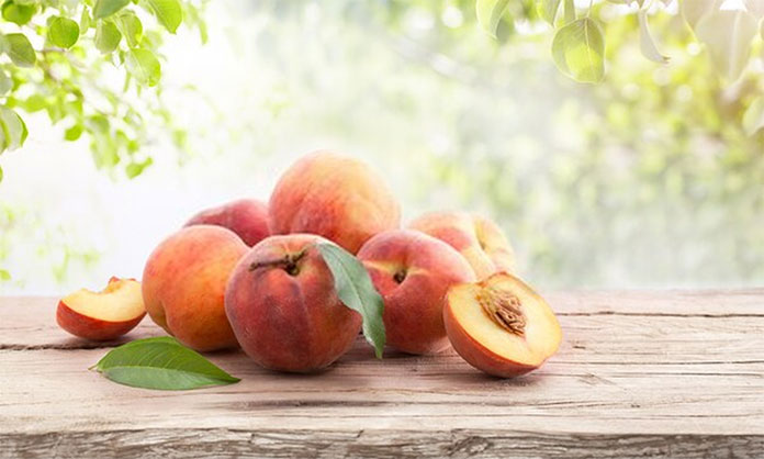 Benefits Of Eating Peaches