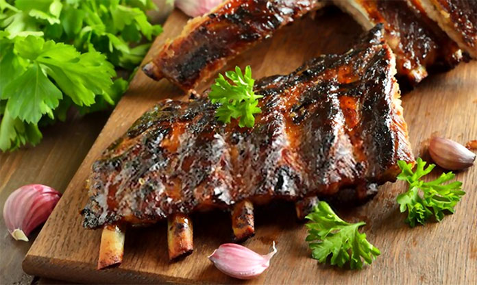 How Many Ribs In A Rack