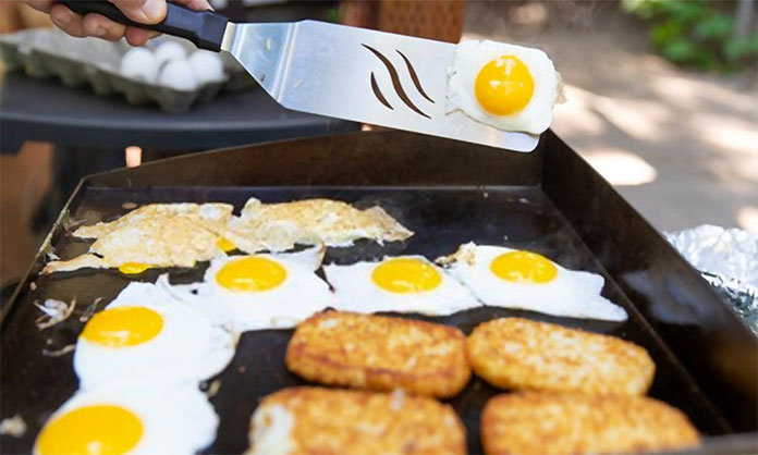 What Is An Outdoor Gas Griddle?